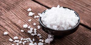 Соль в чашечке