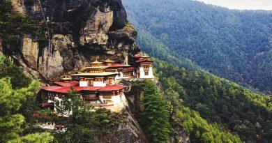 Горы Тибета
