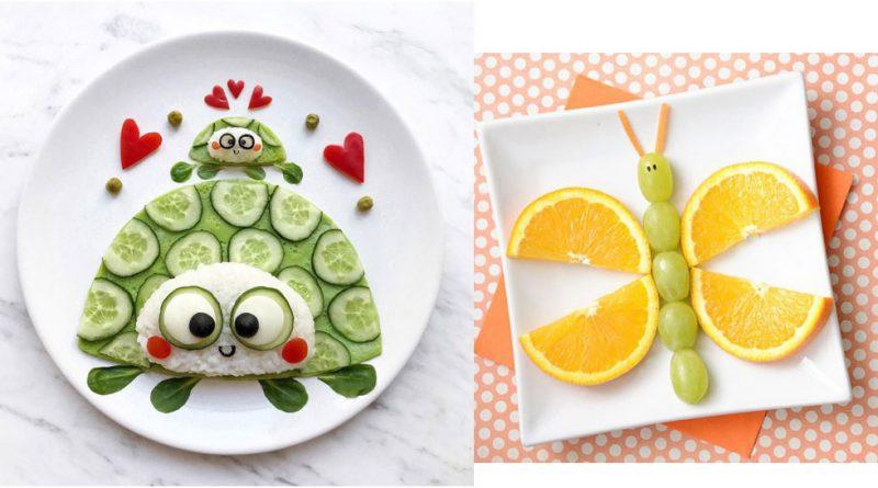 Вкусная еда для ребенка