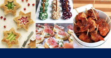 Рецепты закусок на новый год