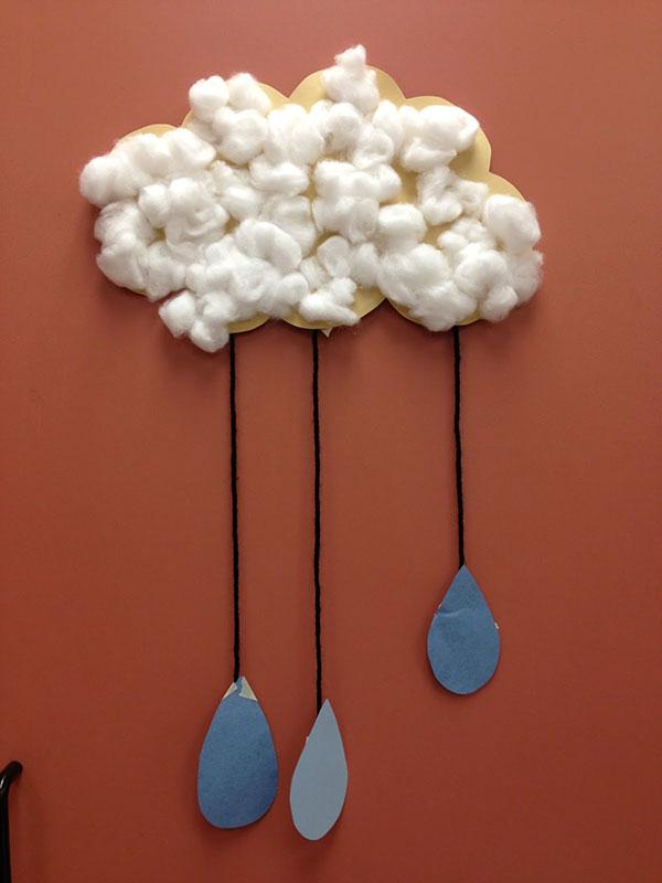 Облако из ваты
